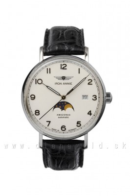 Iron Annie 5908-5 Amazonas Impression Automatic Moonphase