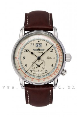 Zeppelin 8644-5 Los Angeles Dual time